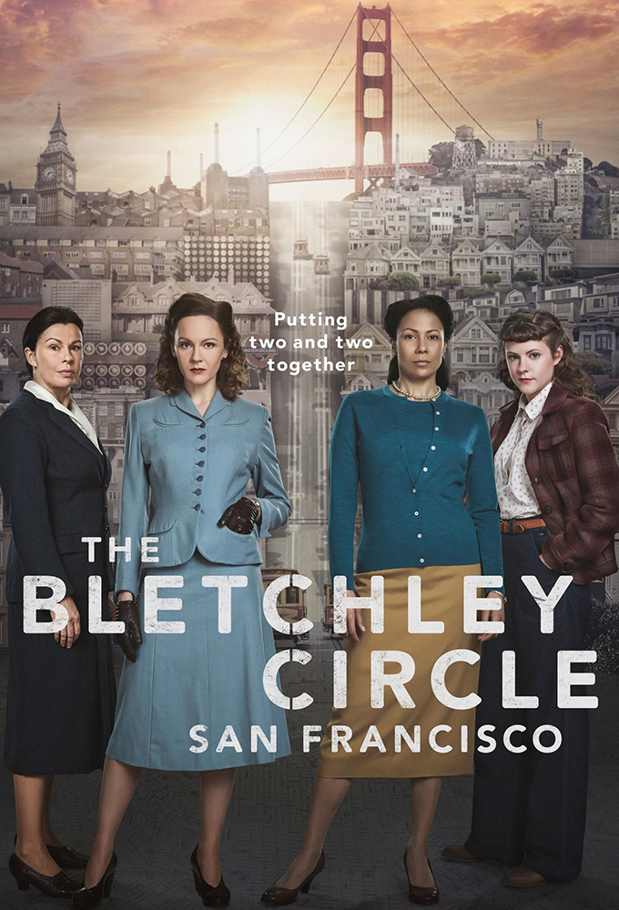 The Bletchley Circle: San Francisco