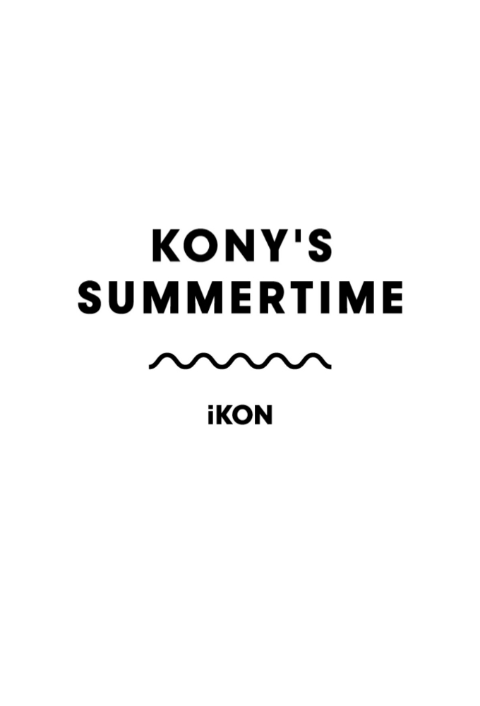 iKON's Summertime and Wintertime