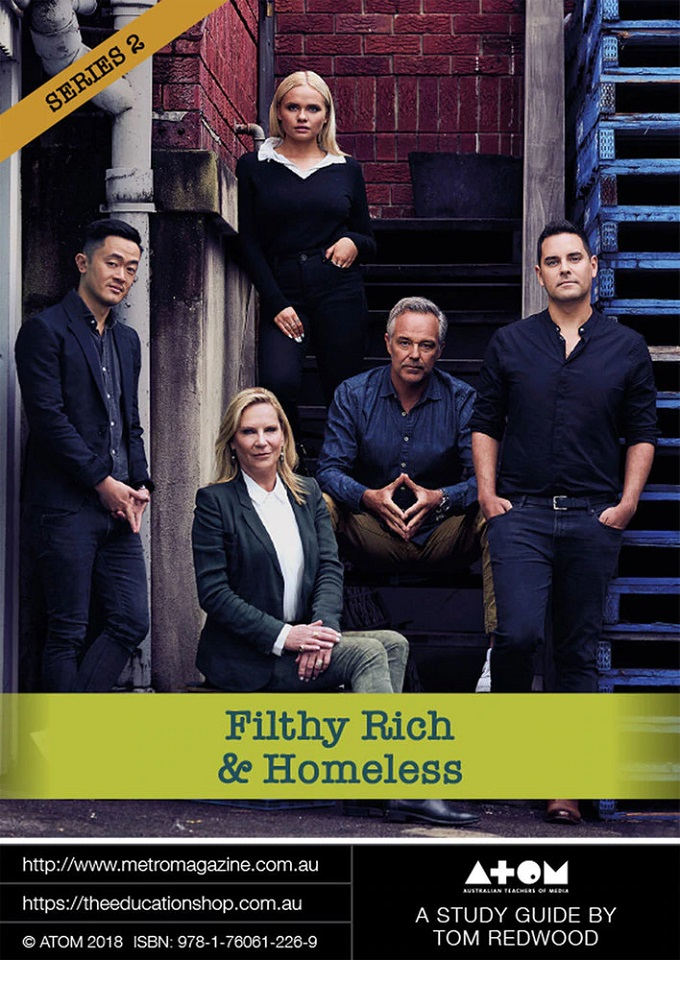 Filthy Rich and Homeless (AU)
