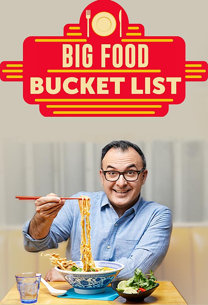 Big Food Bucket List
