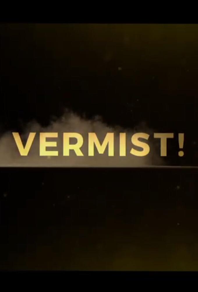 VERMIST!