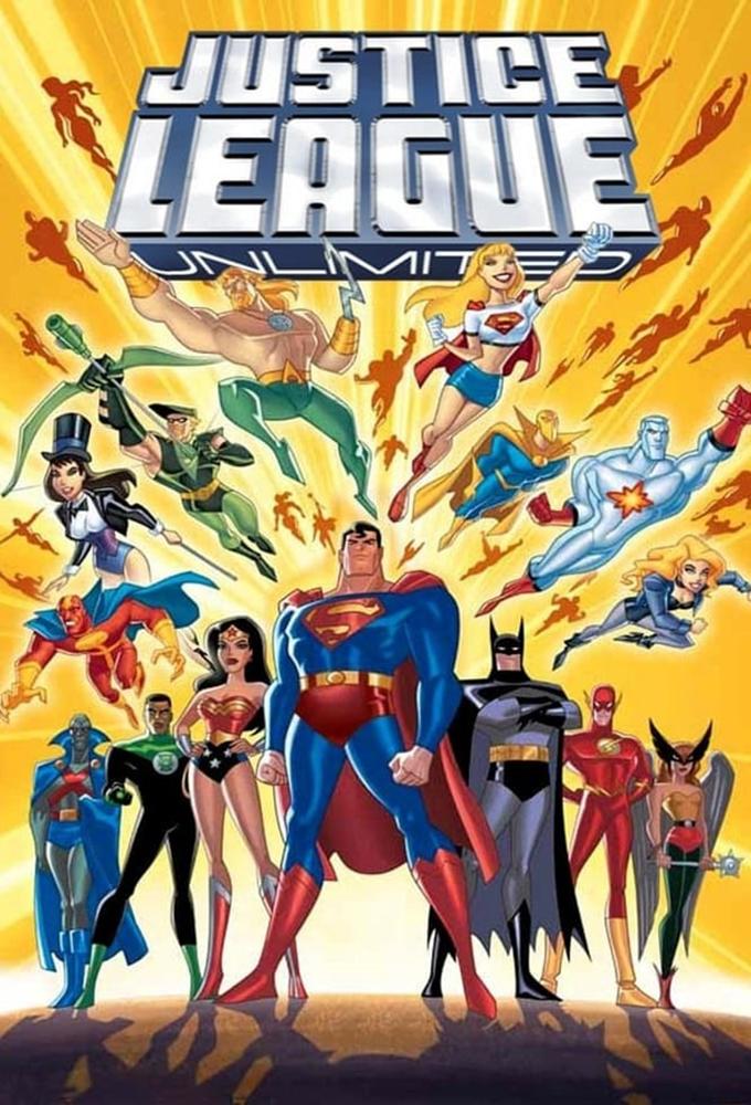 Justice League Unlimited Deutsch