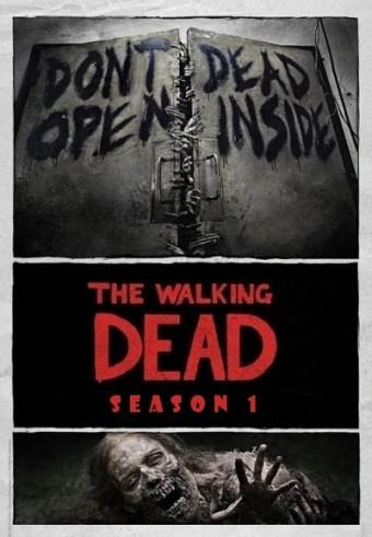 The walking dead season 1 episode list
