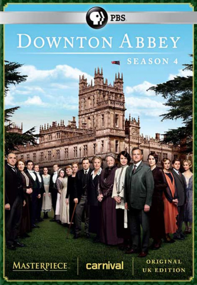 Downton Abbey - Fourth Season
