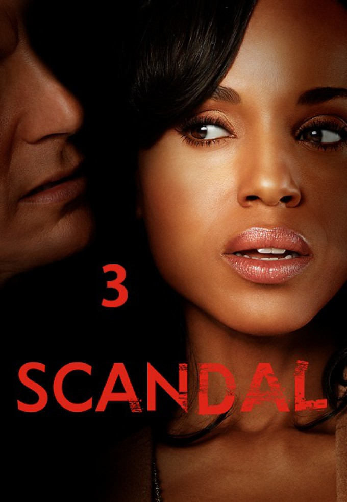 Scandal - Third Season