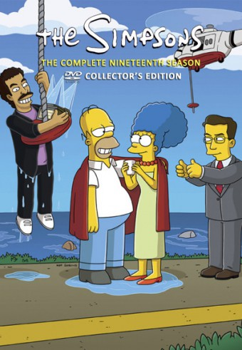 regarder Les Simpson - Saison 19 (VF) [E20/20] en streaming