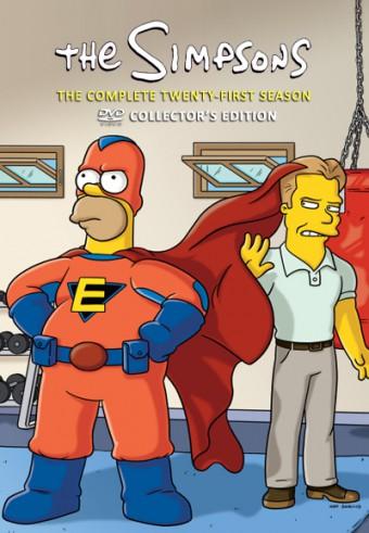 regarder Les Simpson - Saison 21 (VF) [E23/23] en streaming