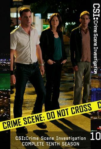 CSI: Crime Scene Investigation (season 13) - Wikipedia