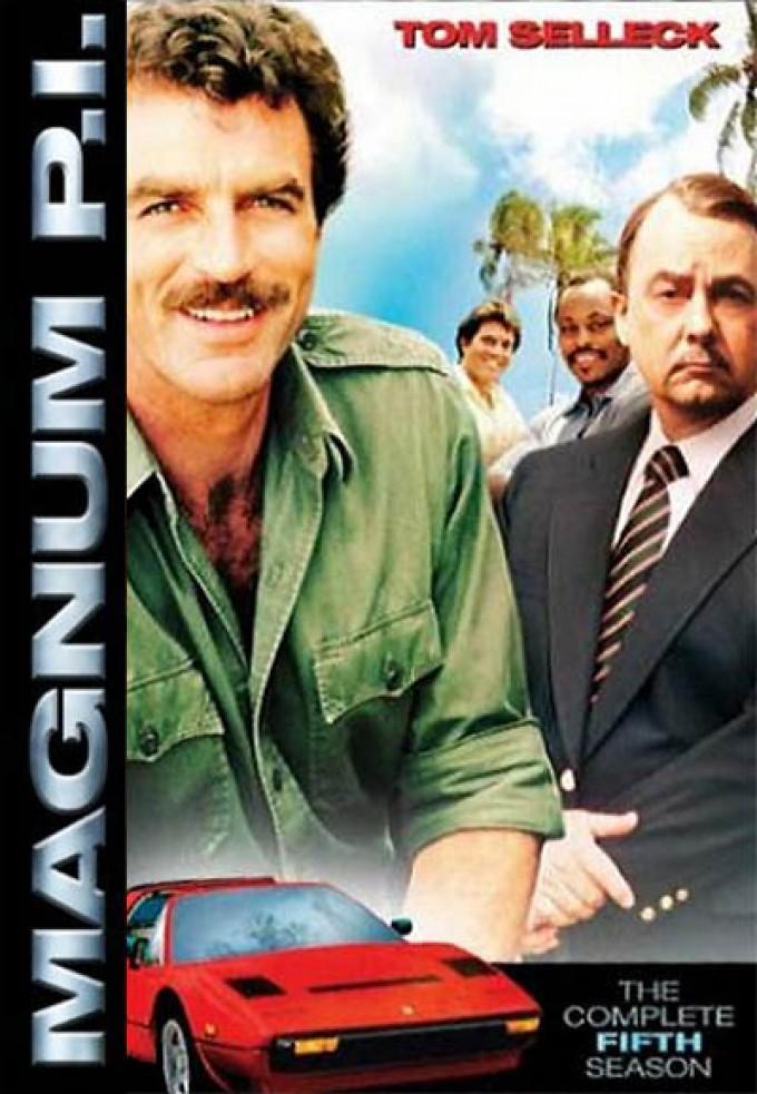 Magnum, P.I.: S5