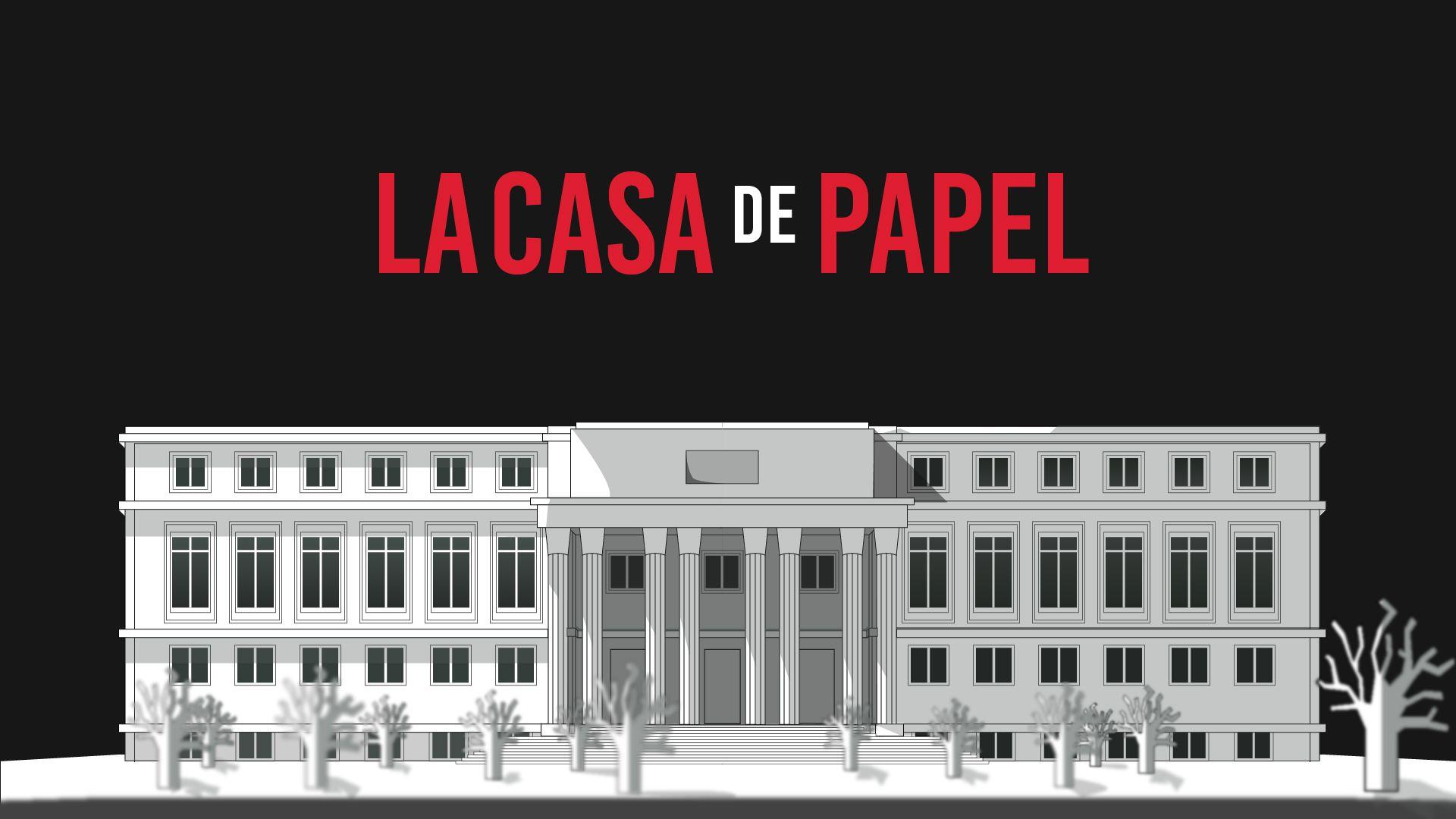 Documentaire over La Casa de Papel