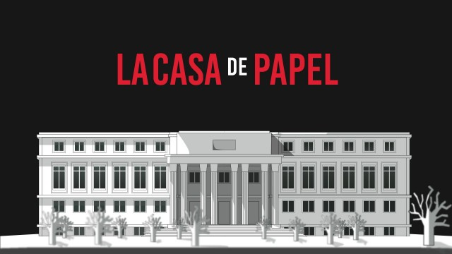 Documentaire over La Casa de Papel