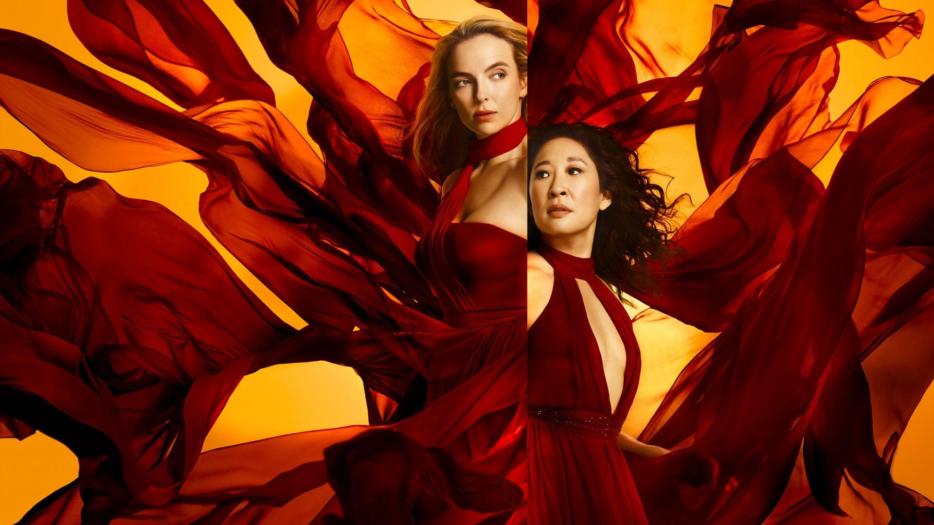 Het derde seizoen van Killing Eve komt eerder