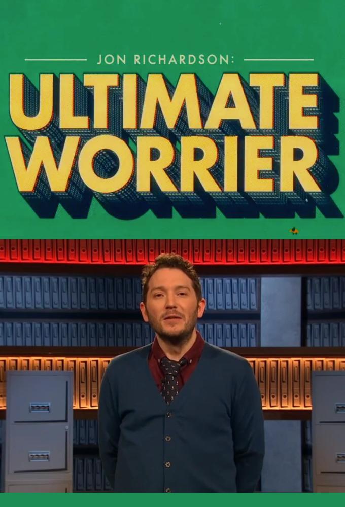 Jon Richardson: Ultimate Worrier