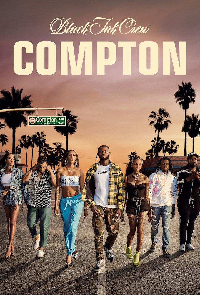 Black Ink Crew: Compton