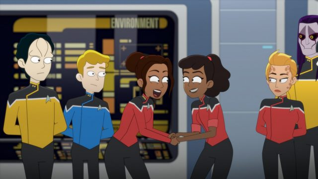 Star Trek: Lower Decks: Season 1 Episode 7