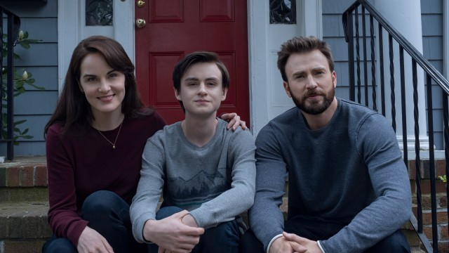 Trailer voor Defending Jacob met Chris Evans
