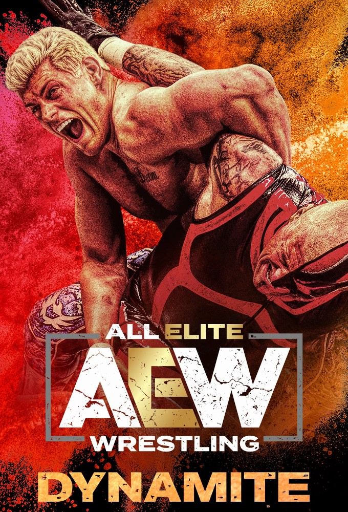 All Elite Wrestling: Pay-Per-View