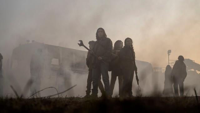 The Walking Dead: World Beyond vanaf April in Nederland te zien