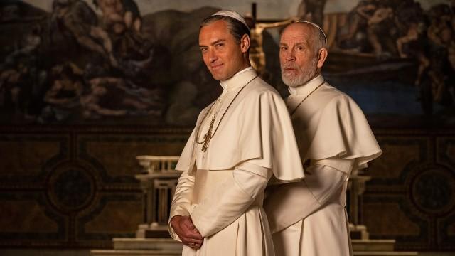 Maak kans op het eerste seizoen van The New Pope