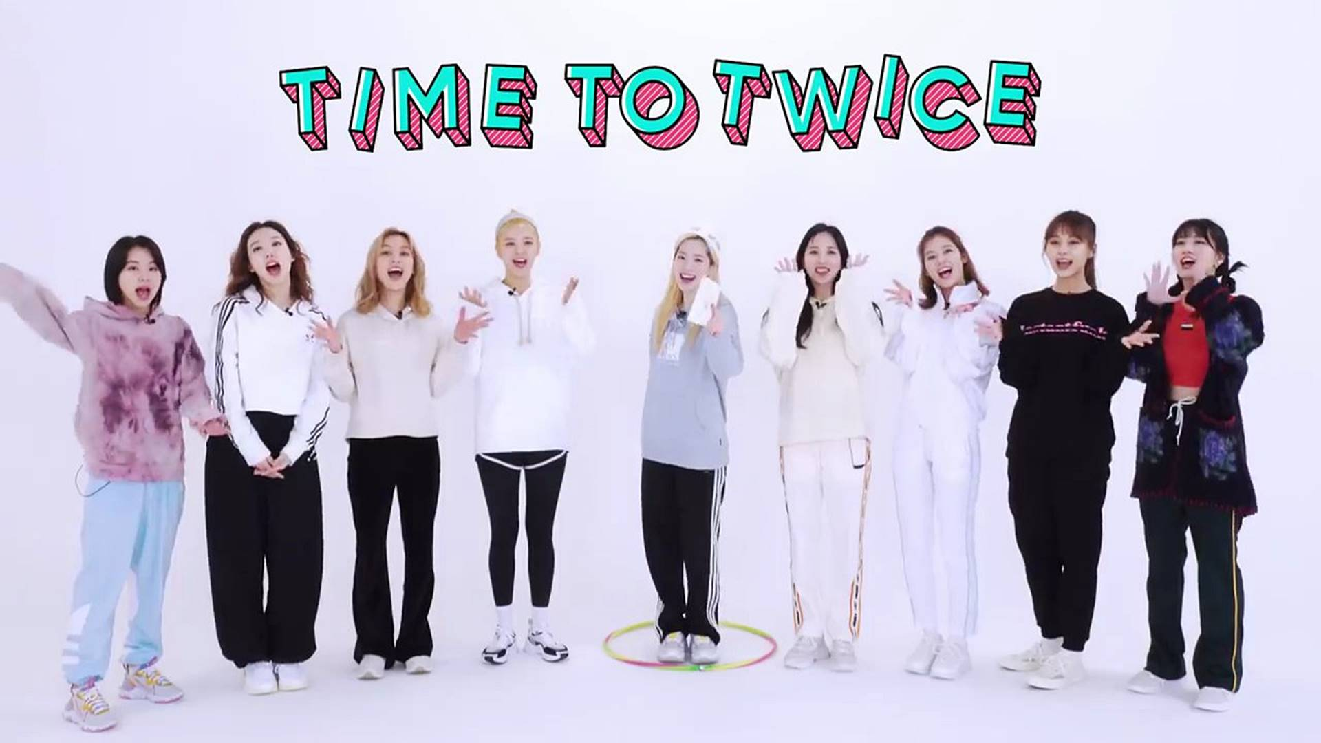 Time to TWICE