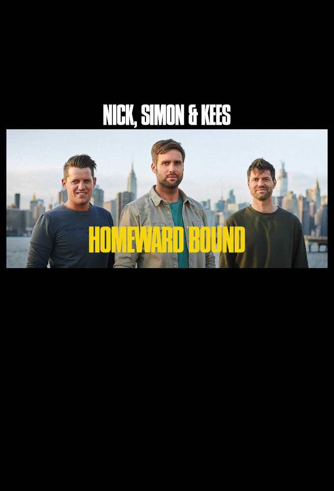 Nick Simon En Kees Homeward Bound