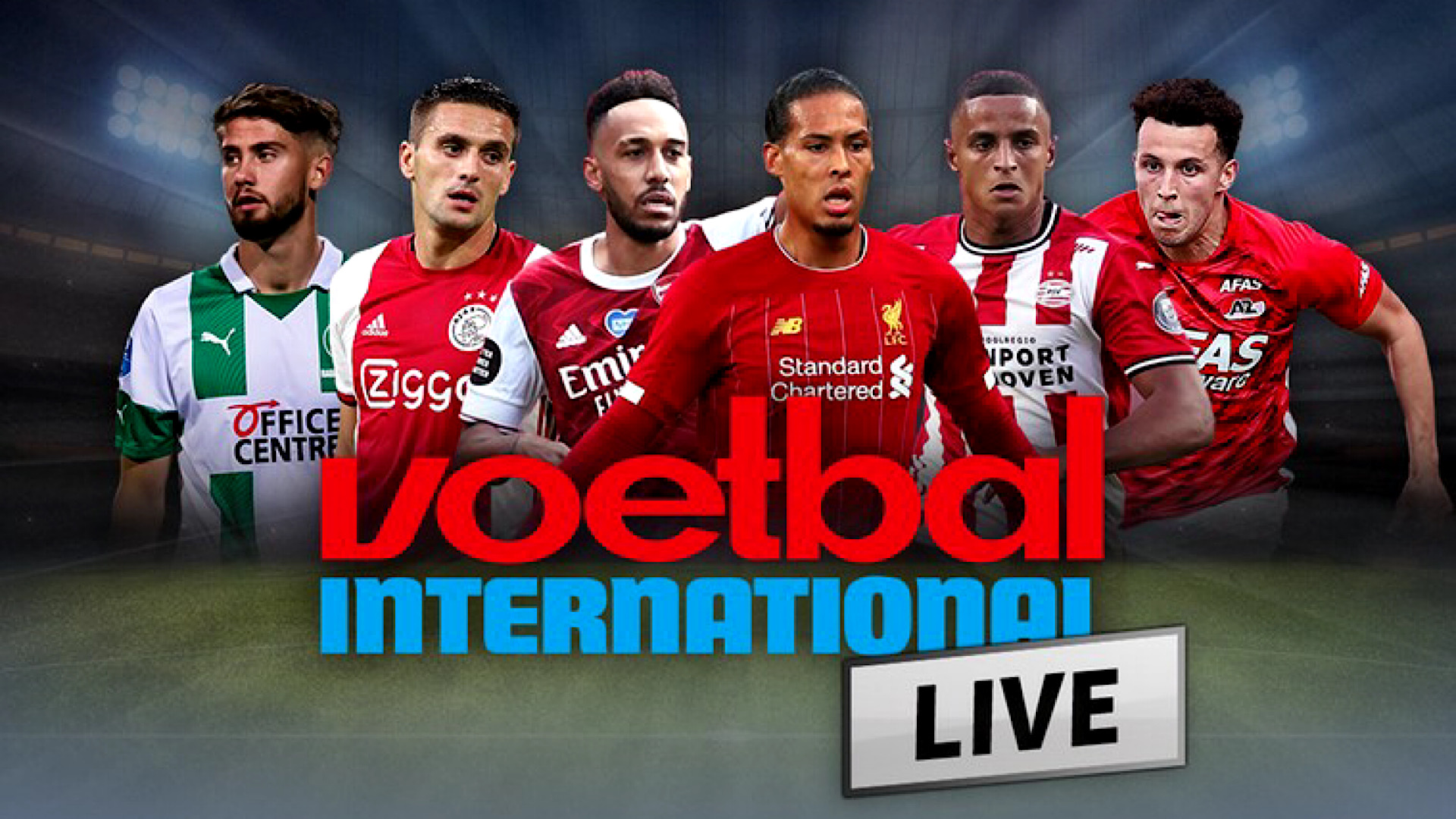 Voetbal International LIVE