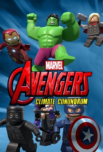 LEGO Marvel Avengers: Climate Conundrum - TheTVDB.com